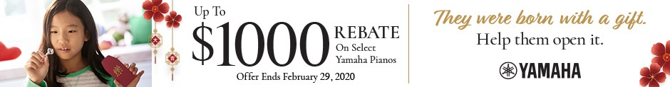 Lunar New Year - Up to $1000 Rebate